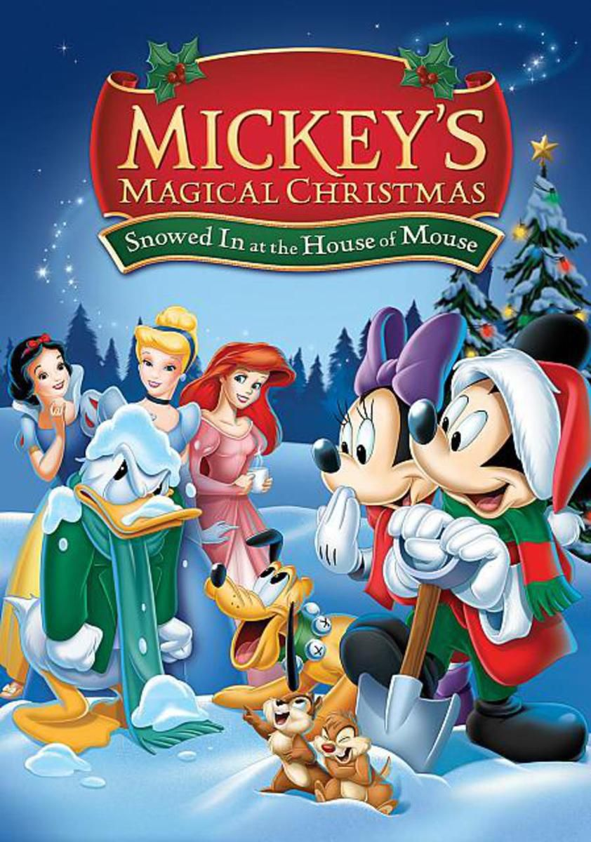 """""""Mickey's Magical Christmas: Snowed in at the House of Mouse"""""""