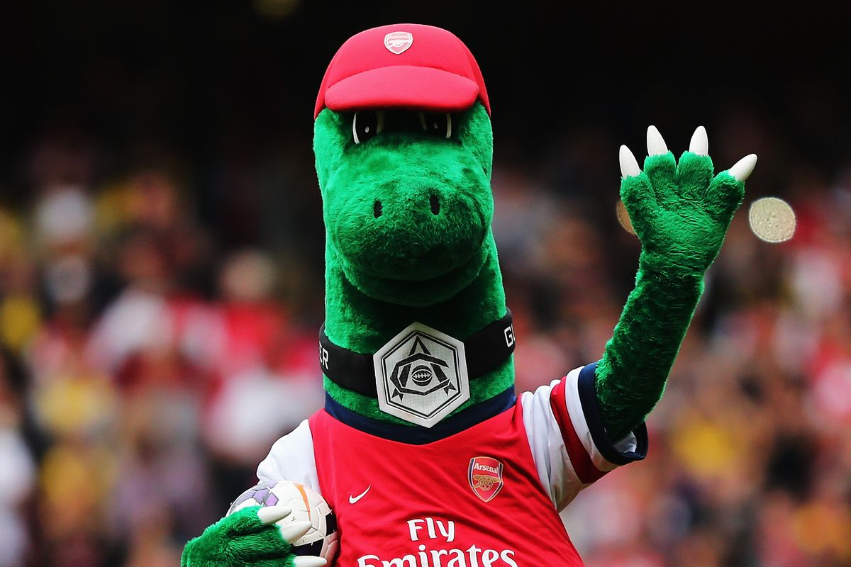 How is this the first time I've ever used a picture of Gunnersaurus?