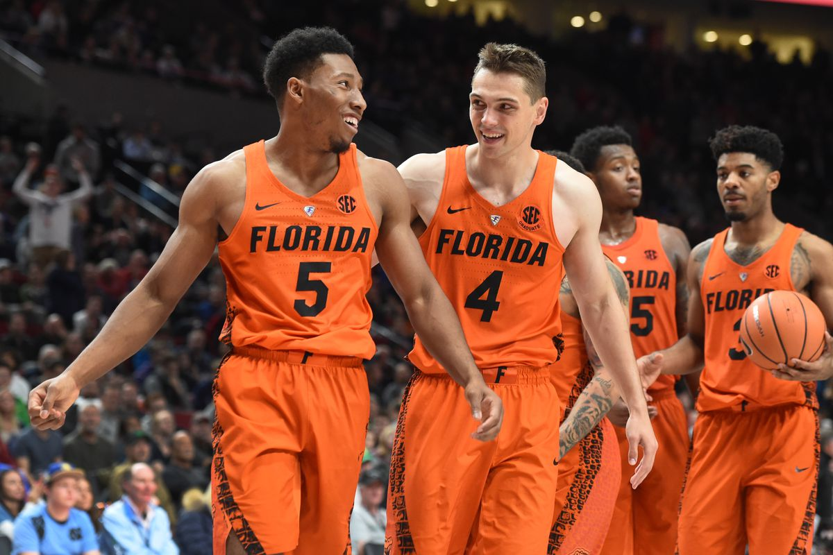 the best attitude 6d985 b2e59 PK80 results: Florida outlasts Gonzaga in the most exciting ...