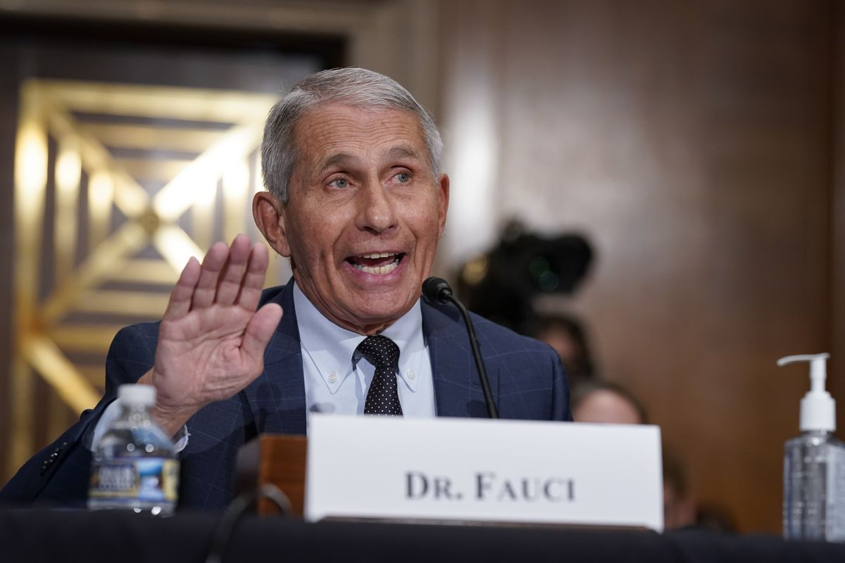 Dr. Anthony Fauci talks about the delta variant of the coronavirus.