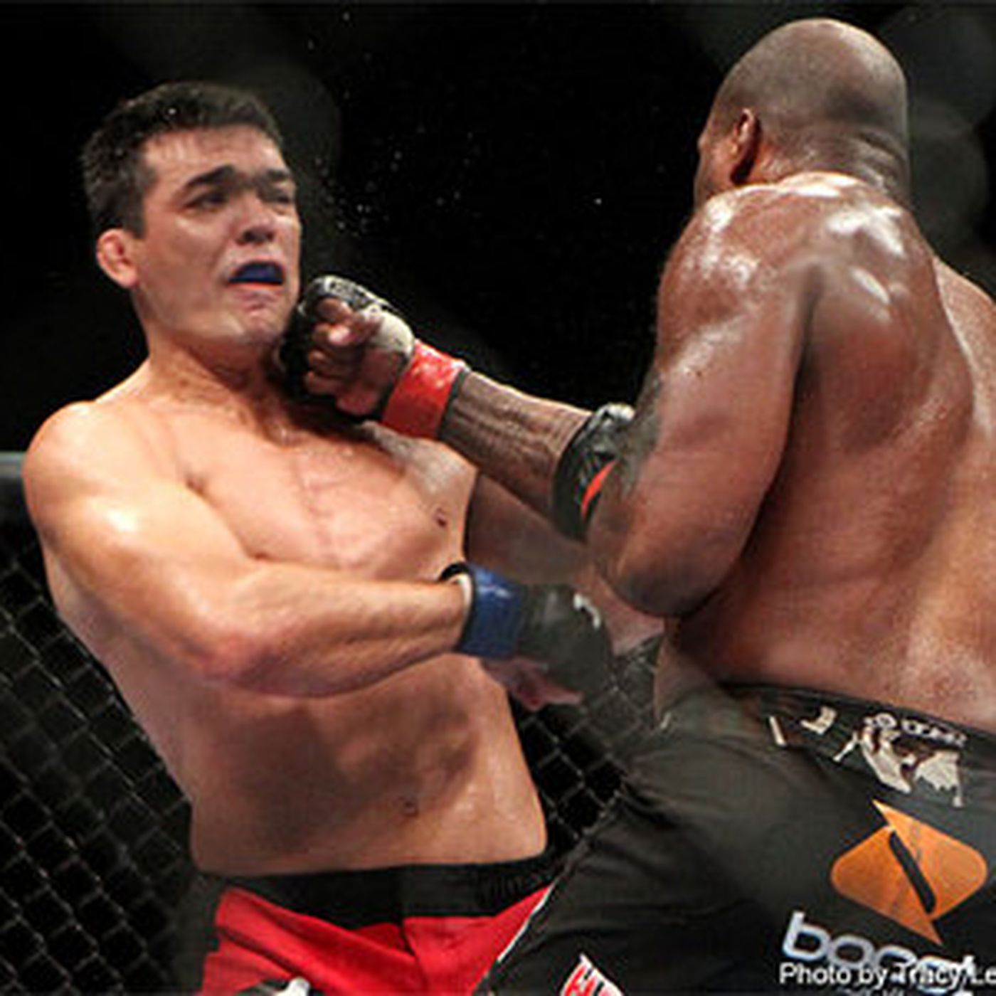Ufc 123 Quinton Rampage Jackson And B J Penn Take Featured