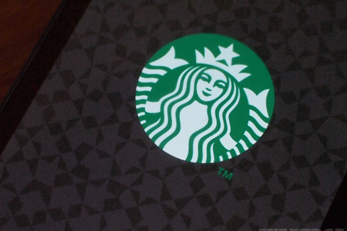 Starbucks Android app 1