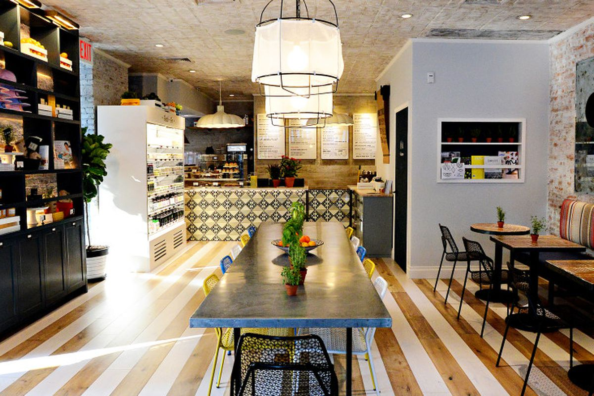 The By Chloe Team Plans To Expand To Los Angeles Eater Ny