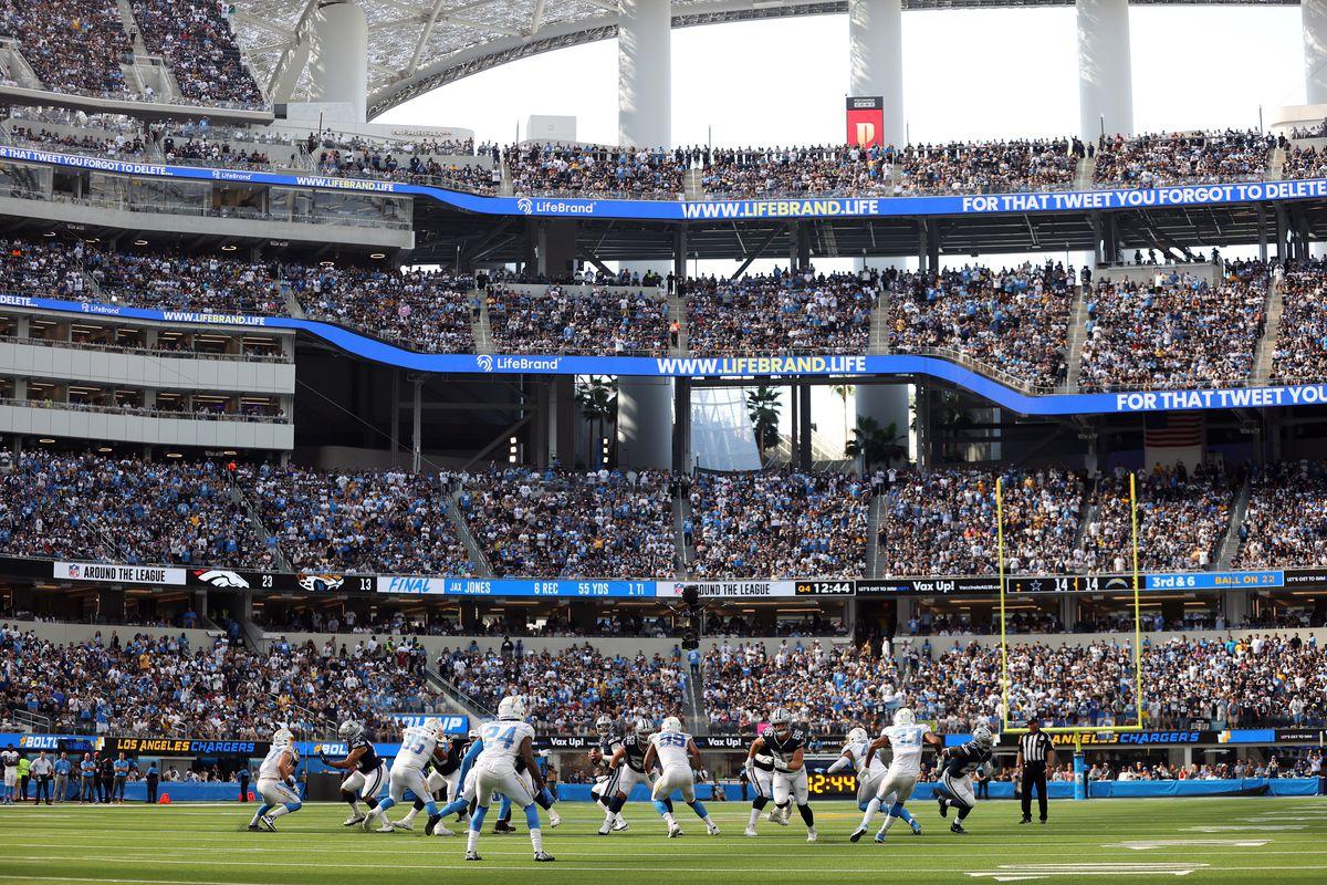 Dallas Cowboys v Los Angeles Chargers