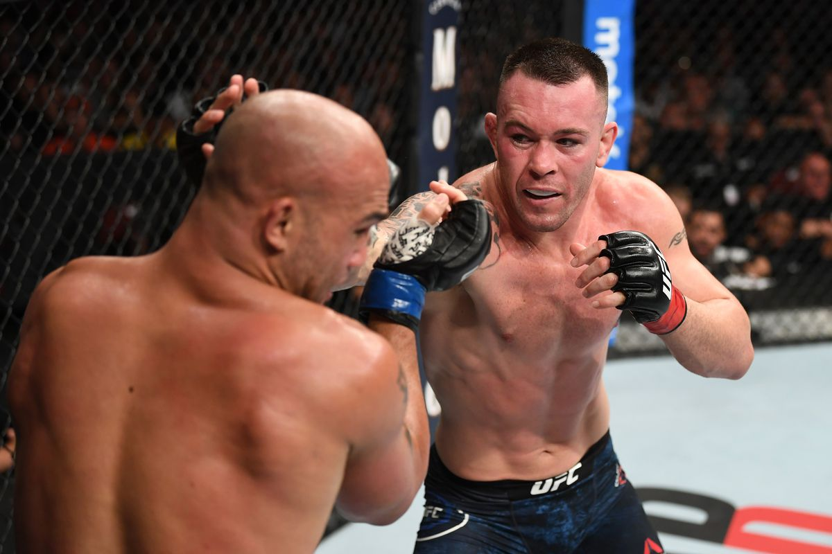 UFC on ESPN 5 results: Colby C...