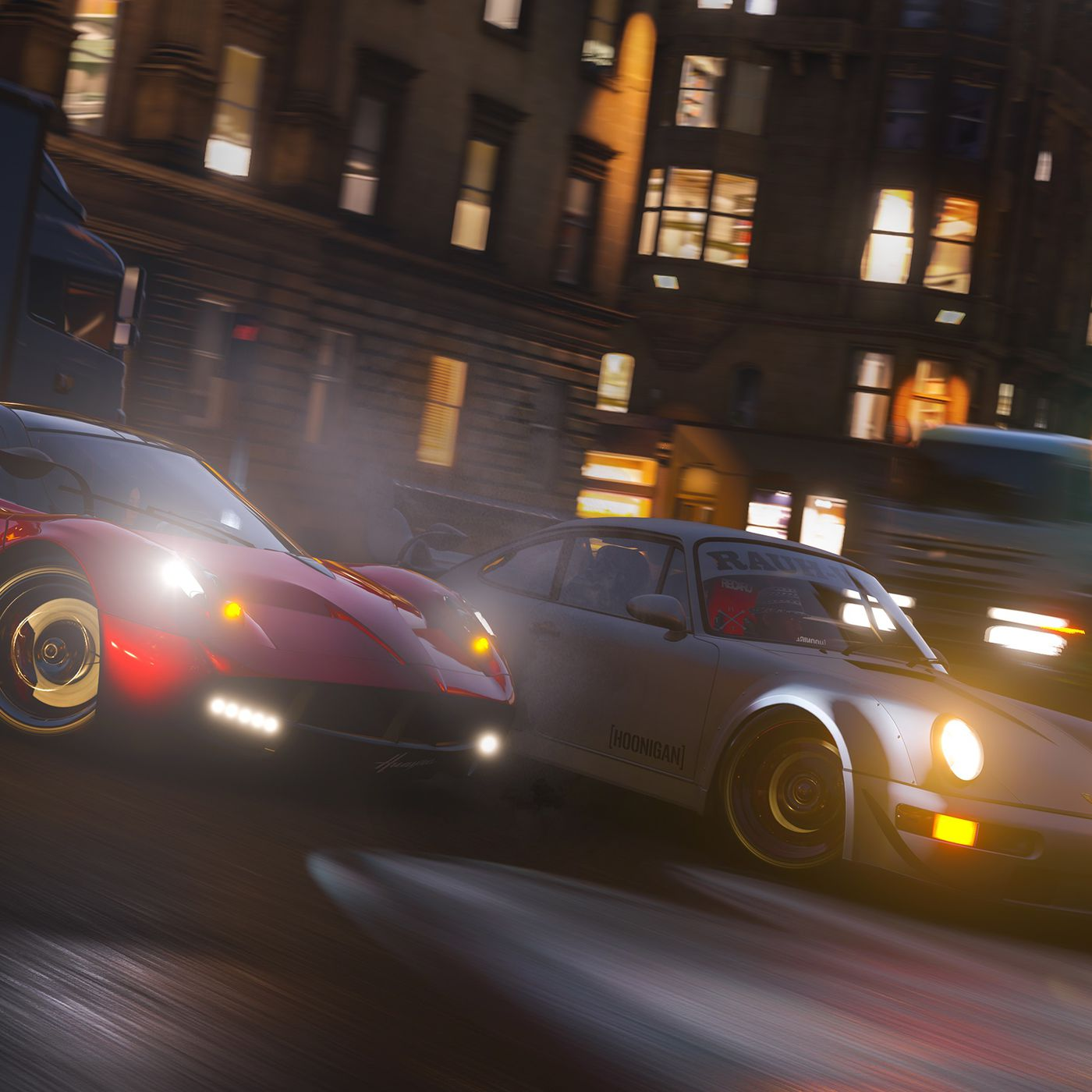 Forza Horizon 4's online play is confusing and confining, but still