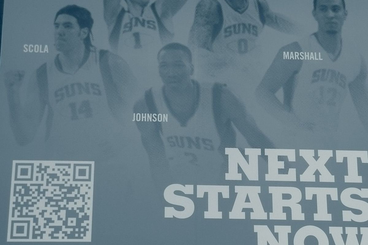 The Suns have seven new players on their roster.  Is seven their lucky number?