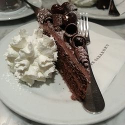 """Black forest cake from Cafe Sabarsky by <a href=""""http://www.flickr.com/photos/8232914@N02/8484923126/in/pool-eater/"""">Have You Eaten Yet?</a>"""