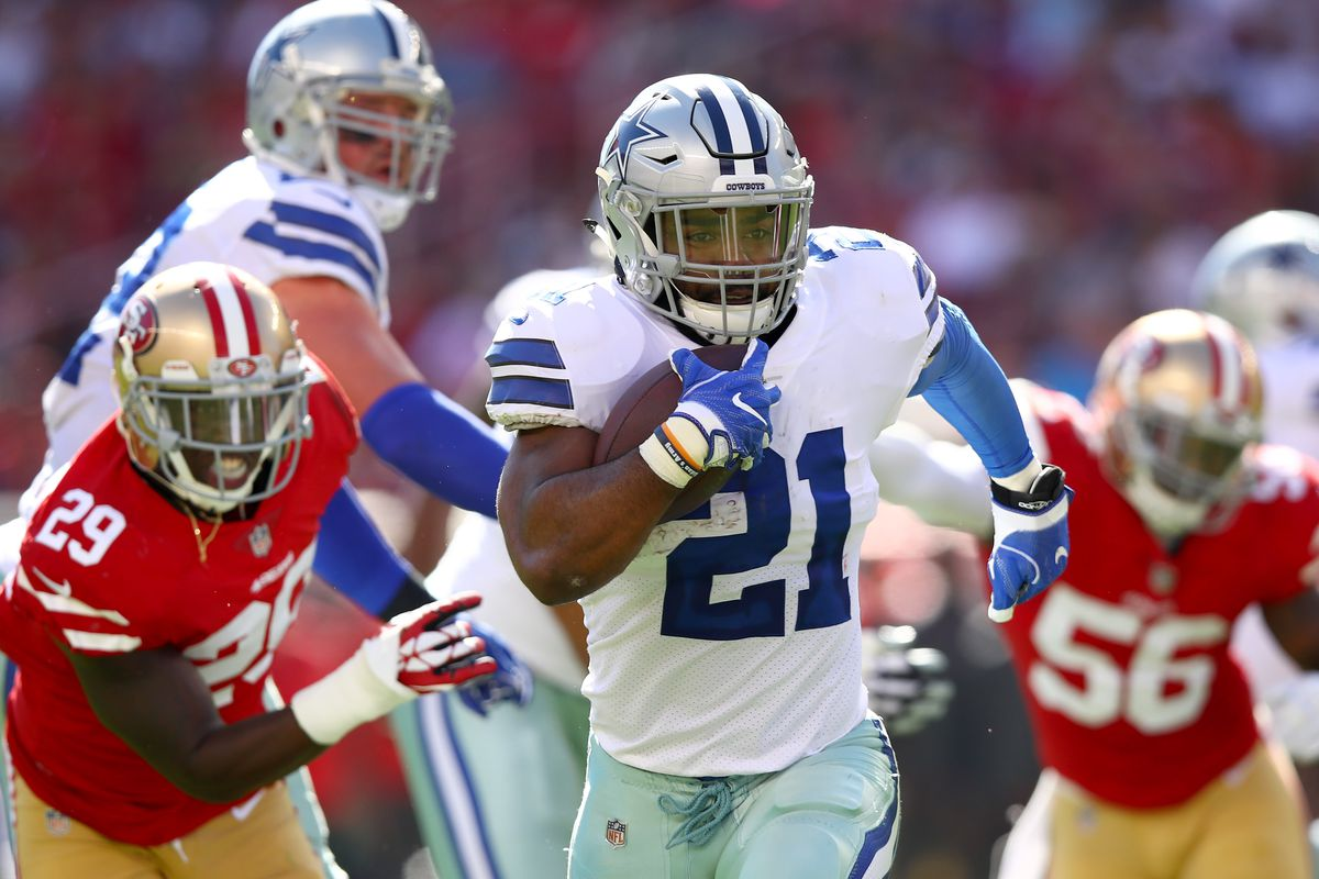 dd26eb82e 2018 fantasy football RB rankings  Elliott