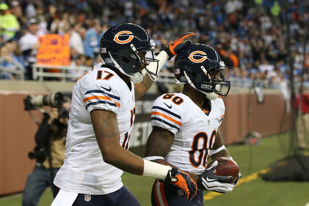 Chicago Bears 2013 Roster Turnover: Wide Receivers Windy City Gridiron