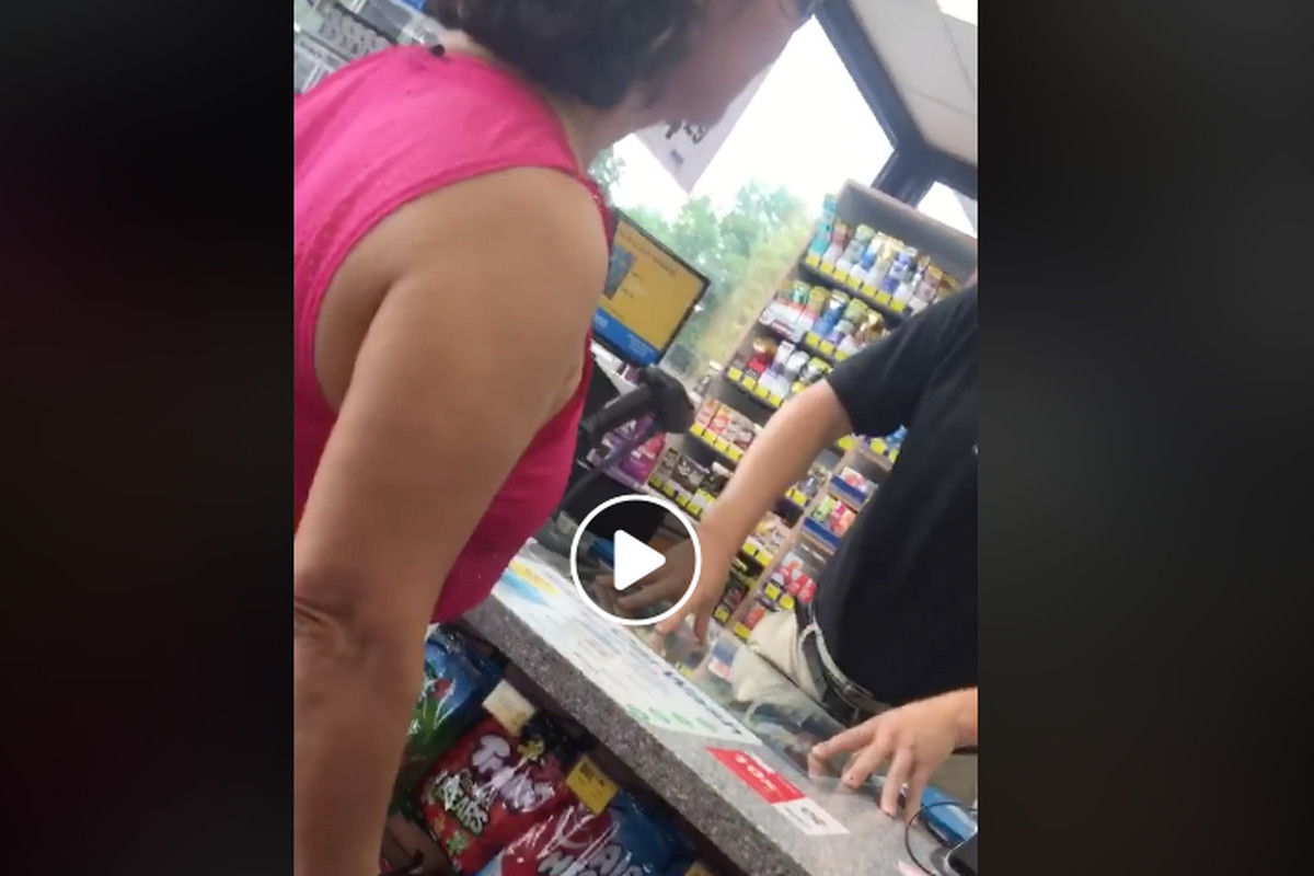 Police investigate video of Naperville clerk telling customer to 'go back to their country'