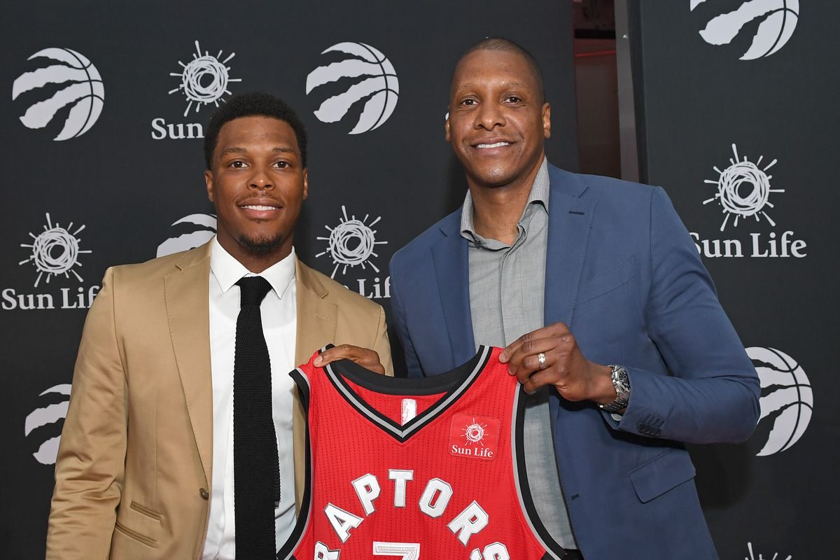 Toronto Raptors Announce the Re-Signing of Serge Ibaka and Kyle Lowry