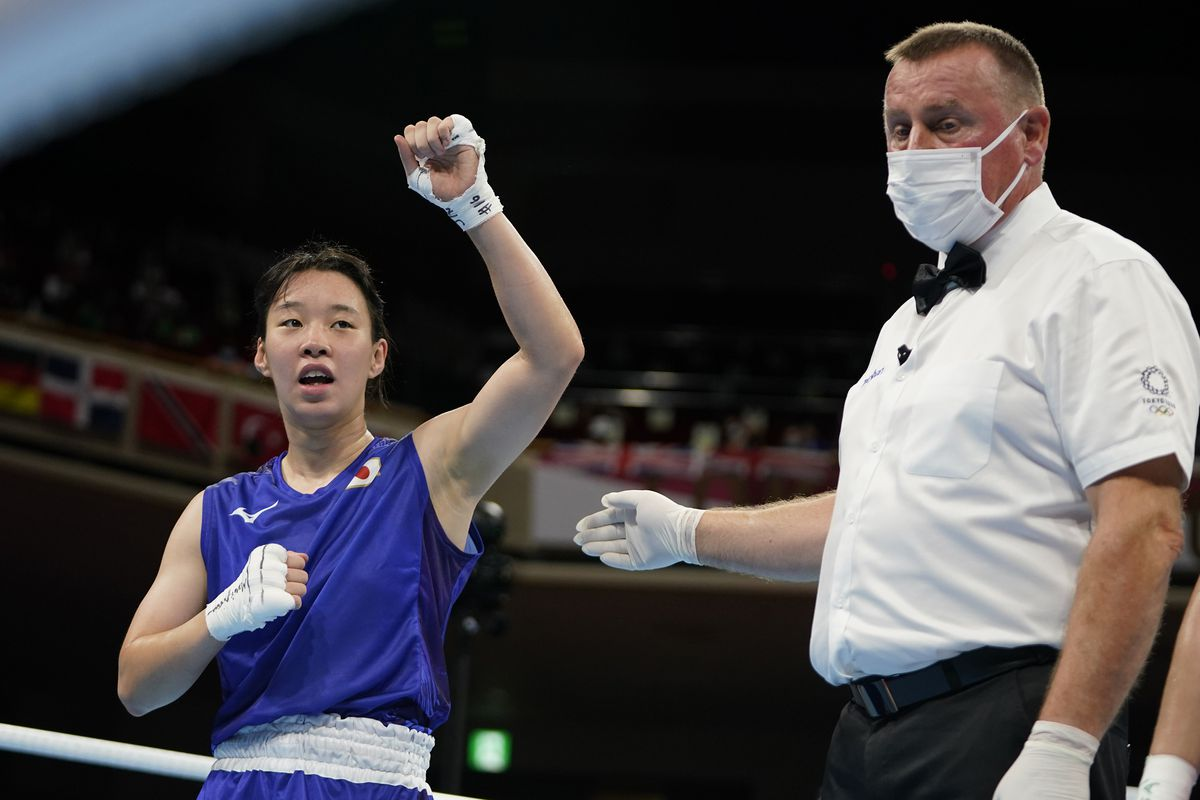 Boxing - Olympics: Day 1