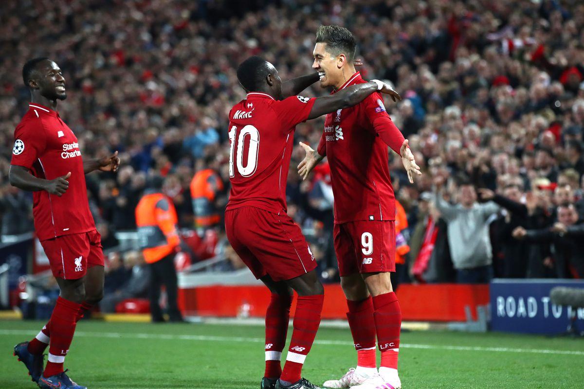 Liverpool v Porto - UEFA Champions League Quarter Final: First Leg