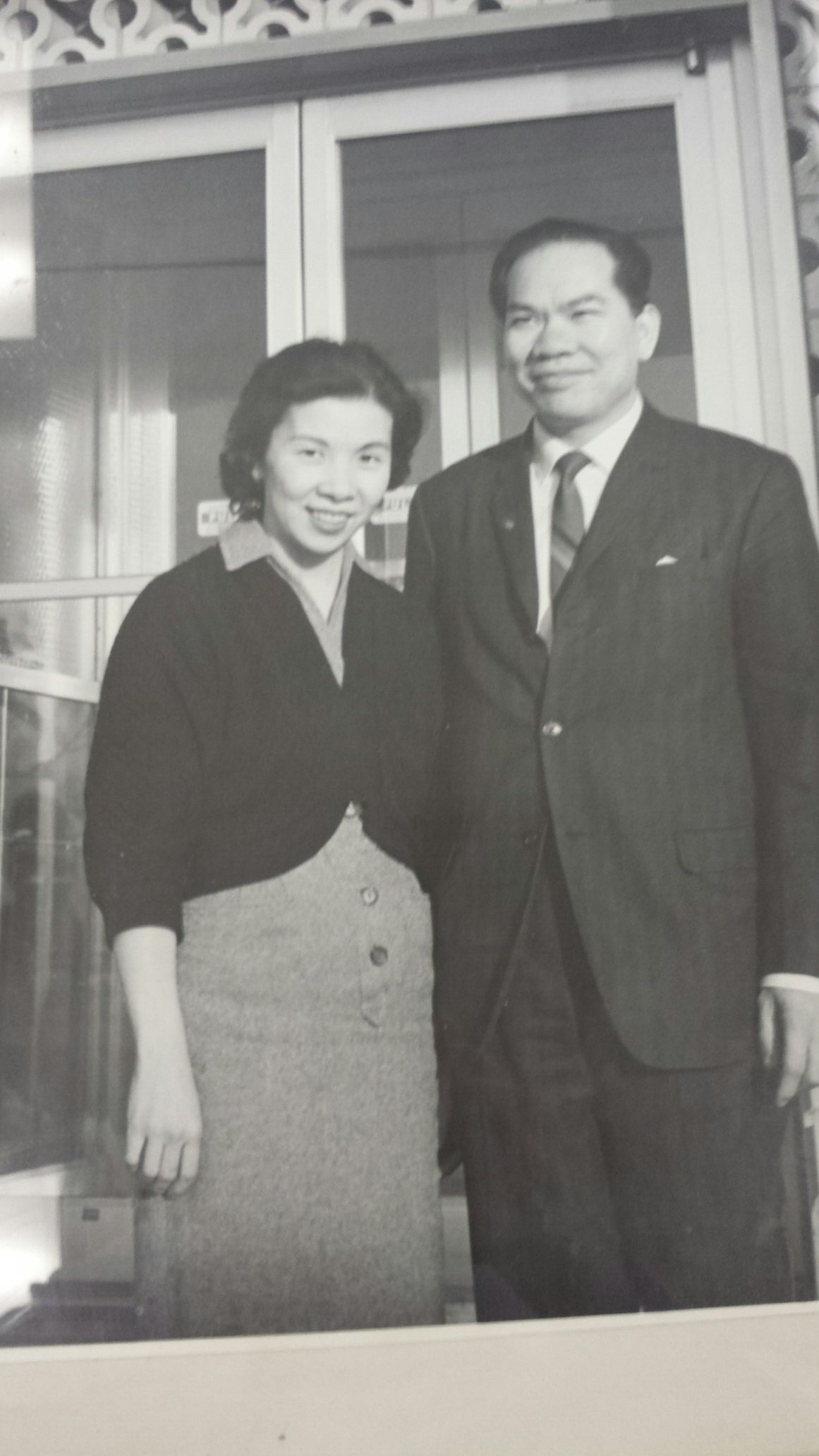 Kowloon - Madeline and William Wong
