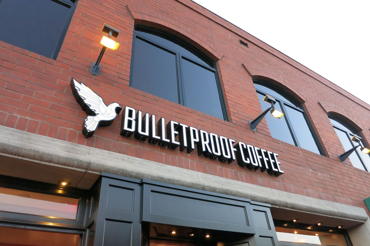 Image result for bulletproof cafe seattle