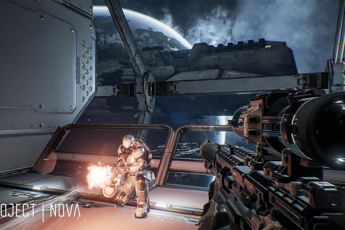 Eve Online maker mothballs its 'Project Nova' first-person