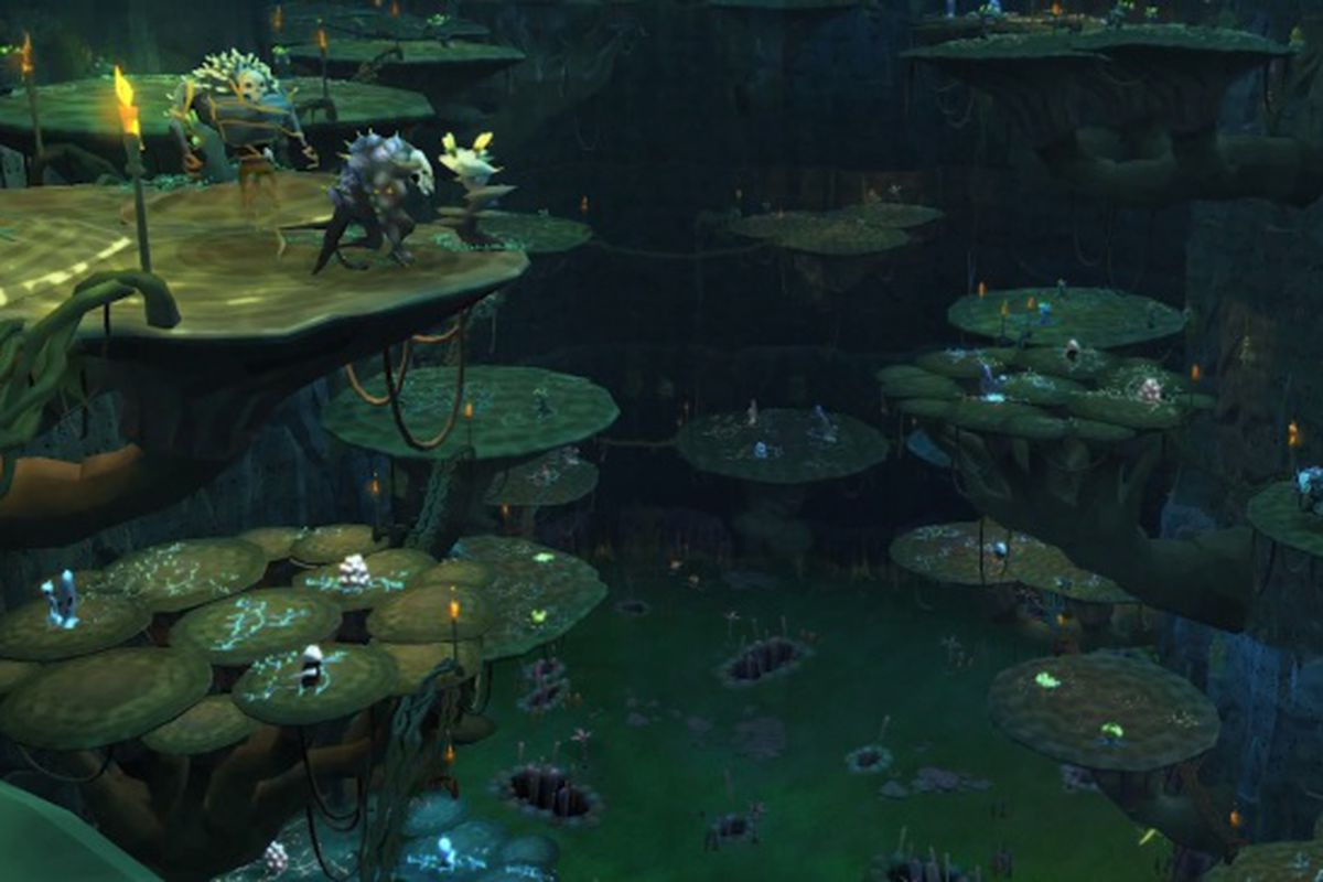 Browser-based MMO RuneScape 3 launching on mobile devices