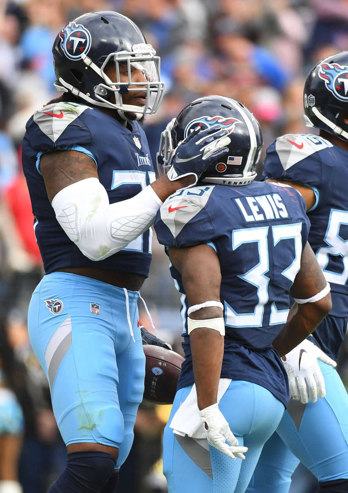 NFL: New England Patriots at Tennessee Titans