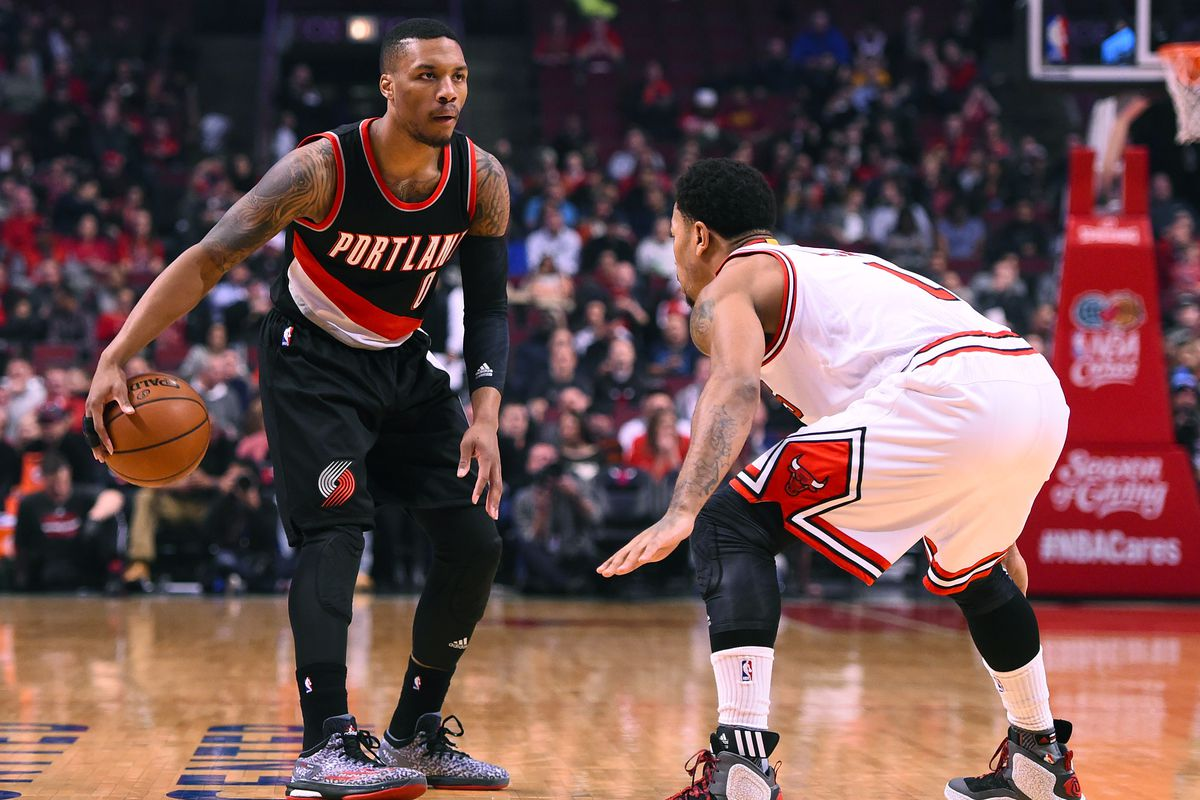 3538e86b0230 How Close Is Damian Lillard To Becoming An MVP-Caliber Player ...