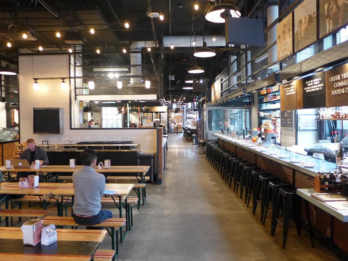 A Guide To Nyc S Food Halls Eater Ny