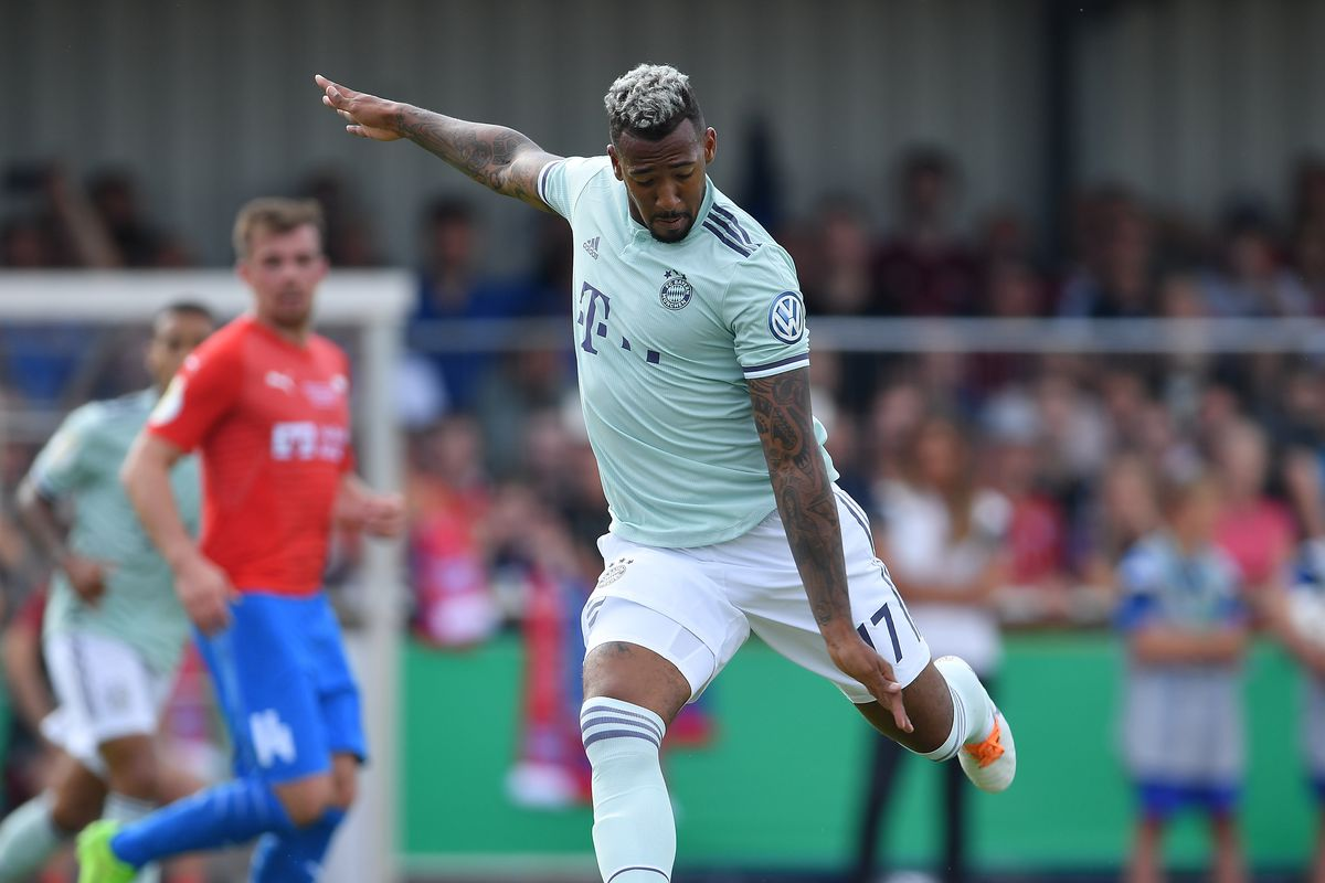 new products 441ba 99f9a Bayern Munich lowers transfer fee for Boateng to €30-40 mil ...