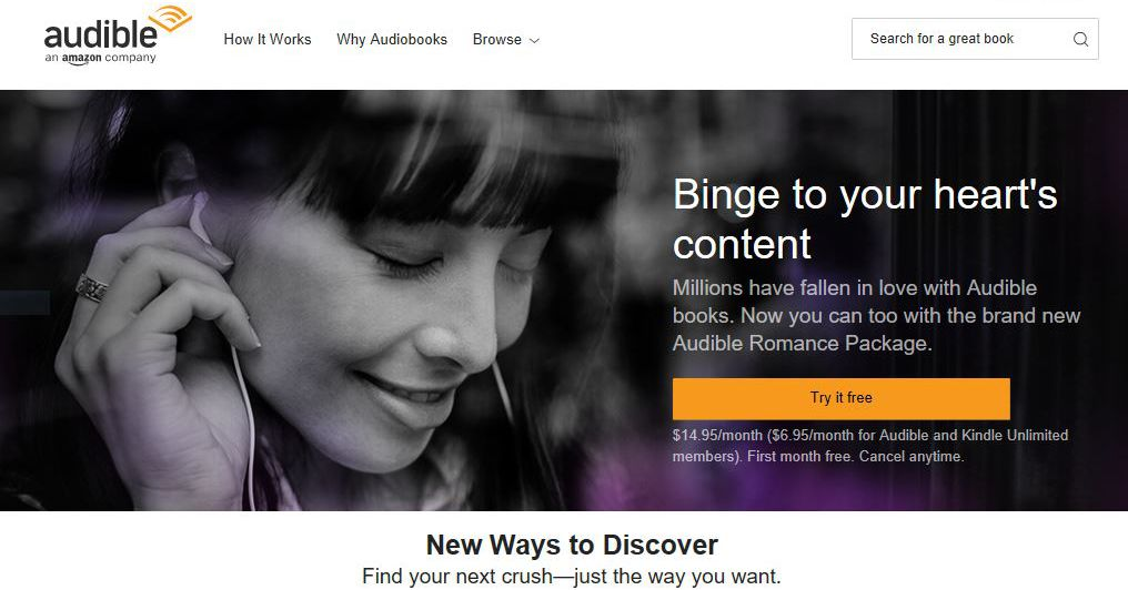 audible books not showing up in home shar… - Apple Community