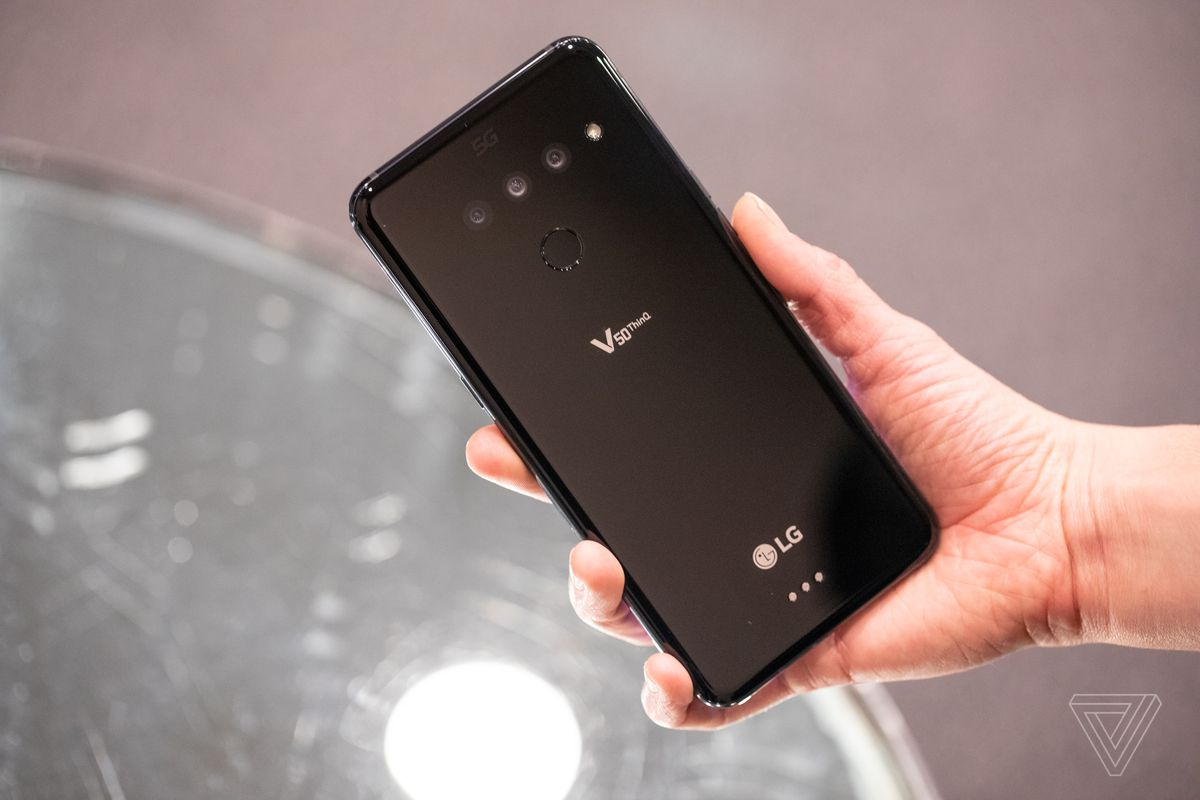 LG and Sony are struggling to sell smartphones - The Verge
