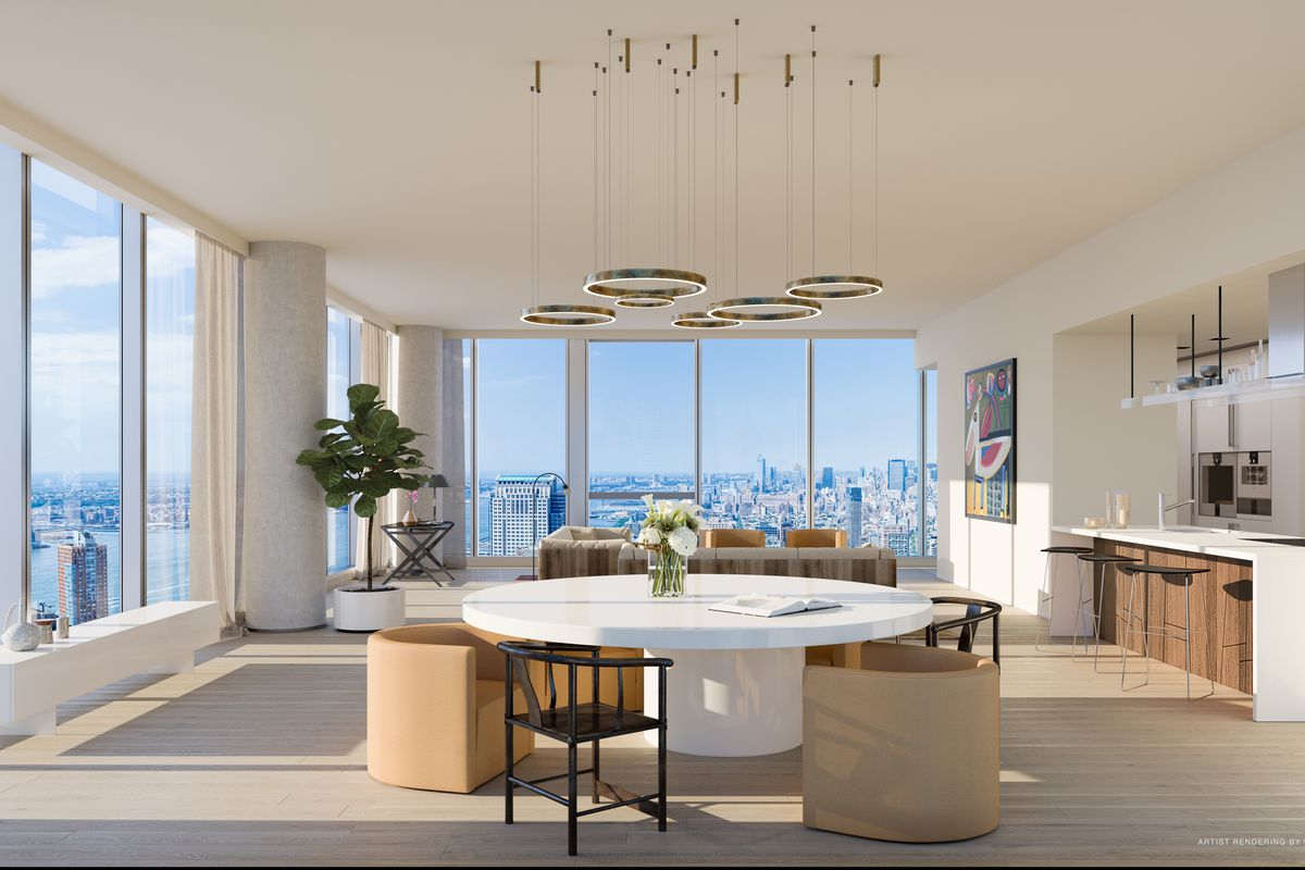 45 park place reveals new interiors ahead of its sales - Affordable interior design seattle ...