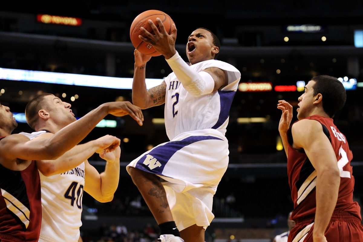 newest c19d0 0bd82 Friday Dots: Isaiah Thomas to have jersey retired - UW Dawg ...