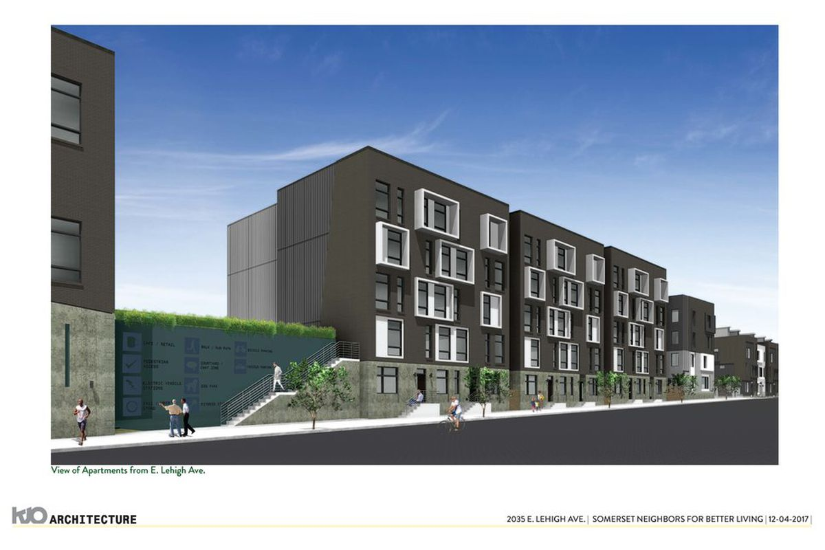 155 Unit Affordable Housing Project Planned For East