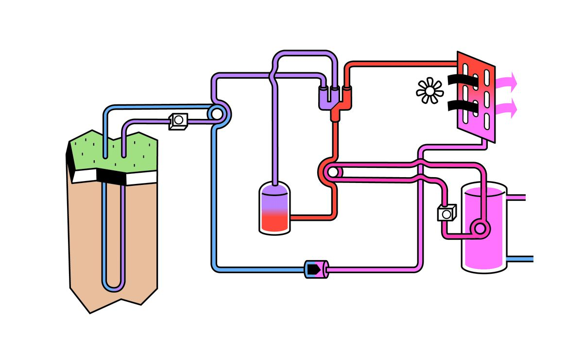 31 Heat Pump Diagram Of Parts