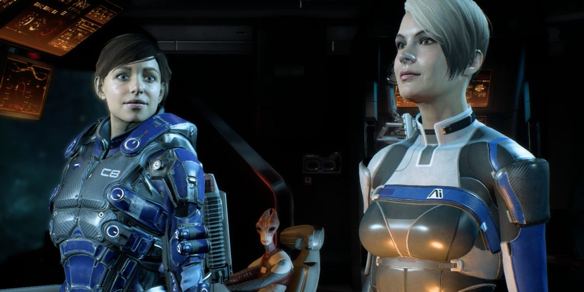 Mass Effect: Andromeda guide: How to change your armor - Polygon