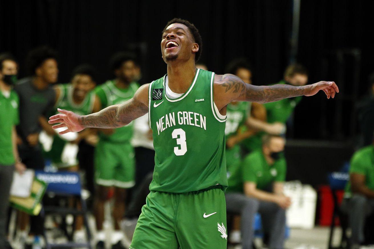 NCAA Basketball: Conference USA Tournament- North Texas vs Western Kentucky