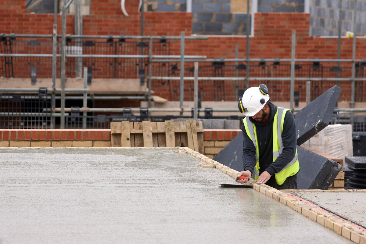 Residential Construction Ahead Of Latest Output Figures
