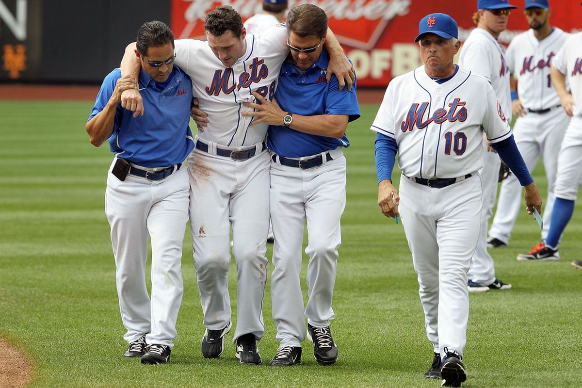 size 40 982f4 d70a7 Daniel Murphy Injury: Mets Infielder Done For Season With ...