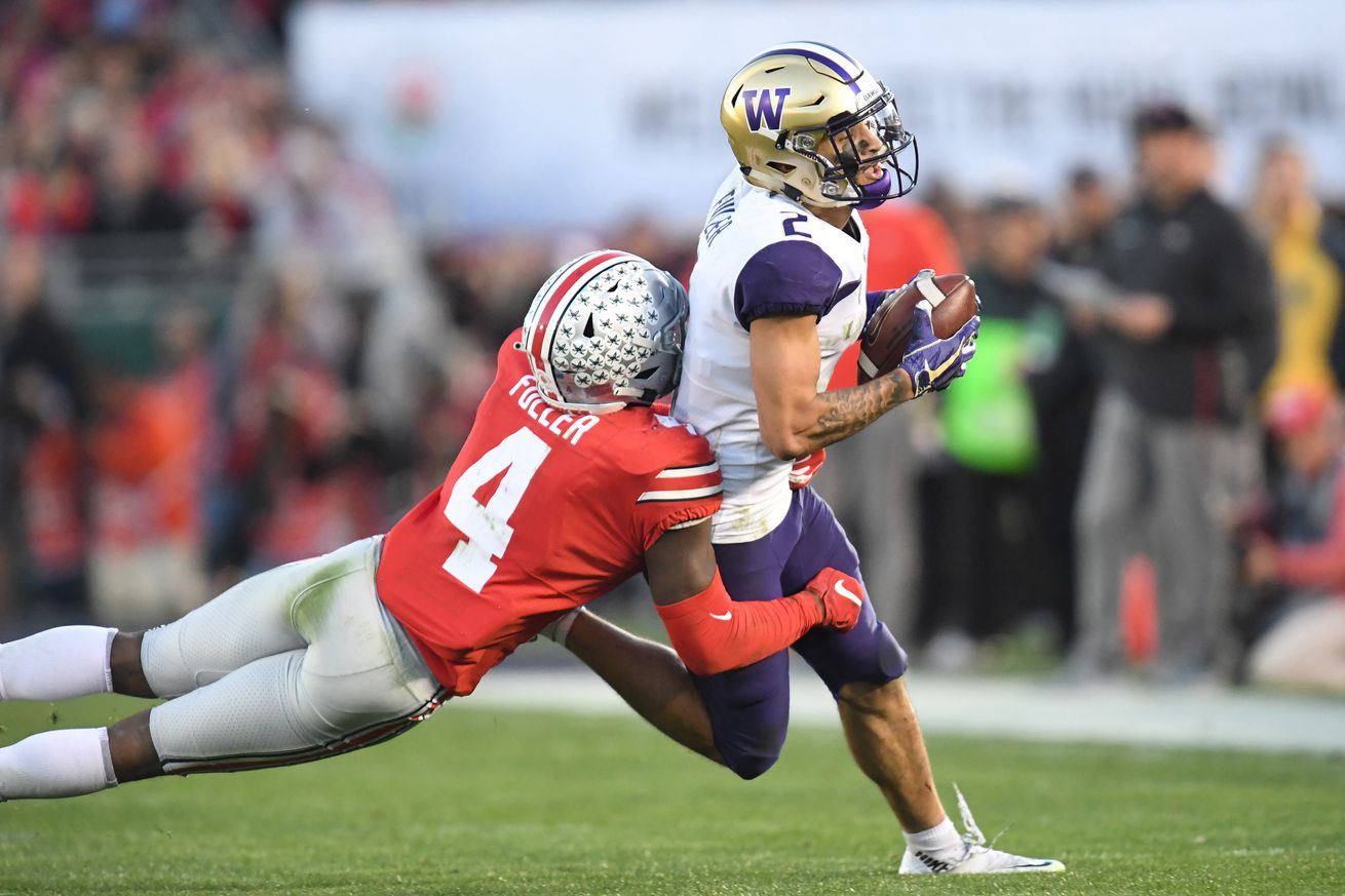 Buckeye breakdown: safeties