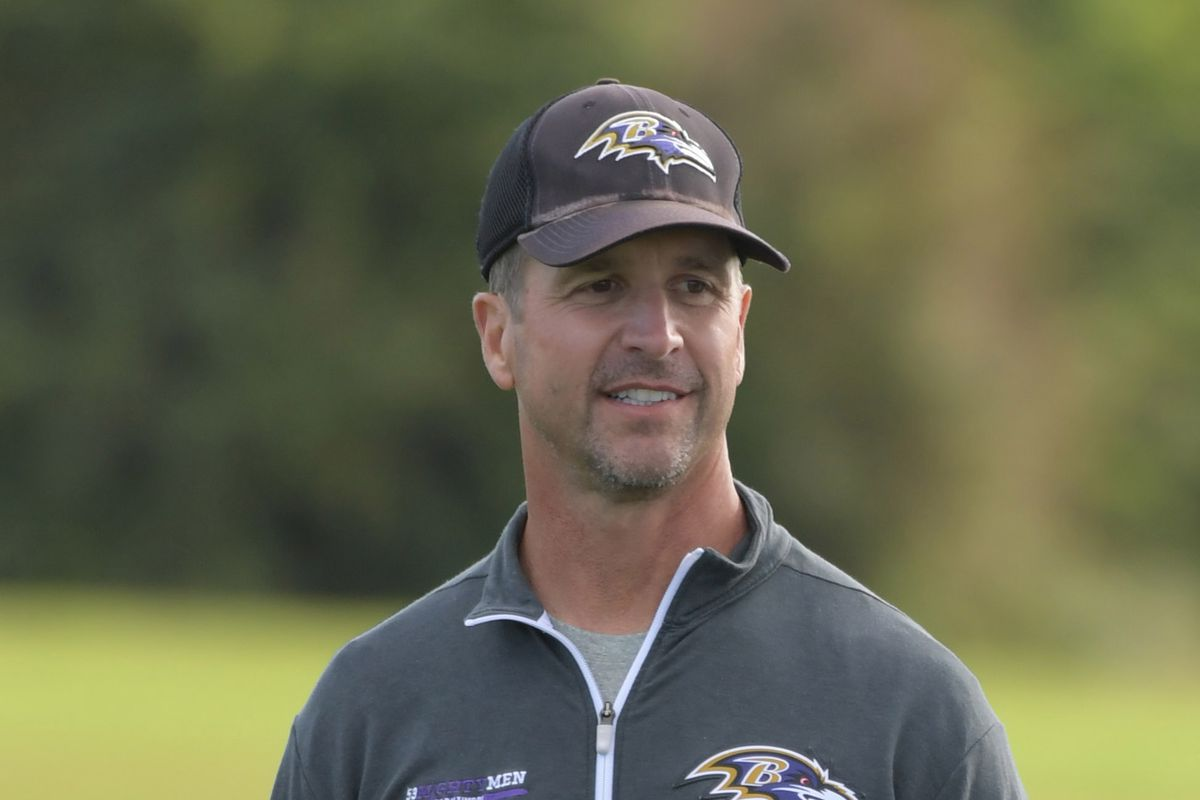 NFL: International Series-Baltimore Ravens Practice