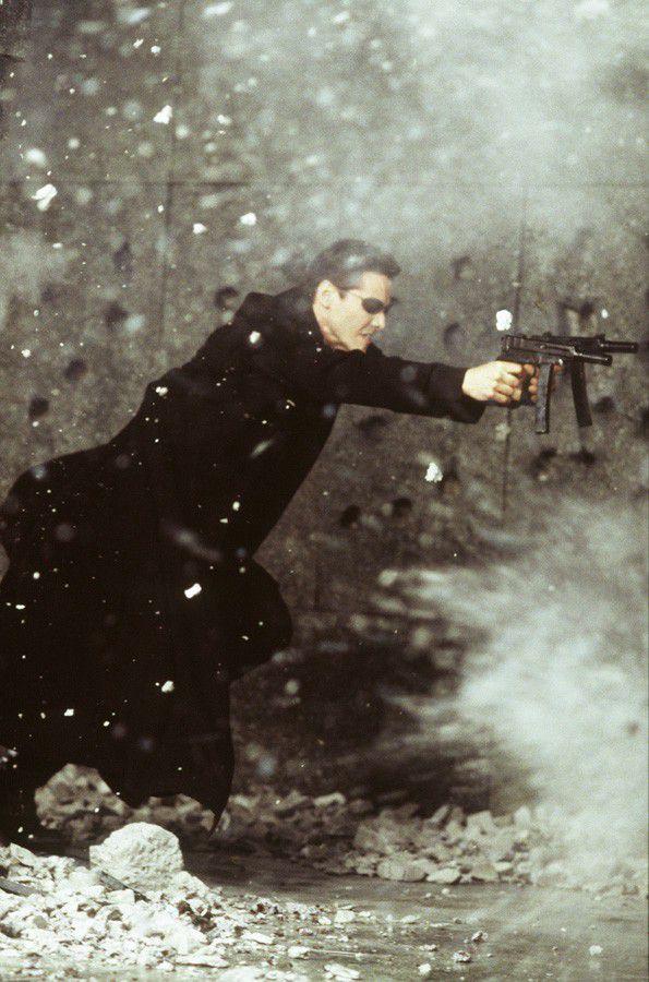 'The Matrix' (WarnerBros.)