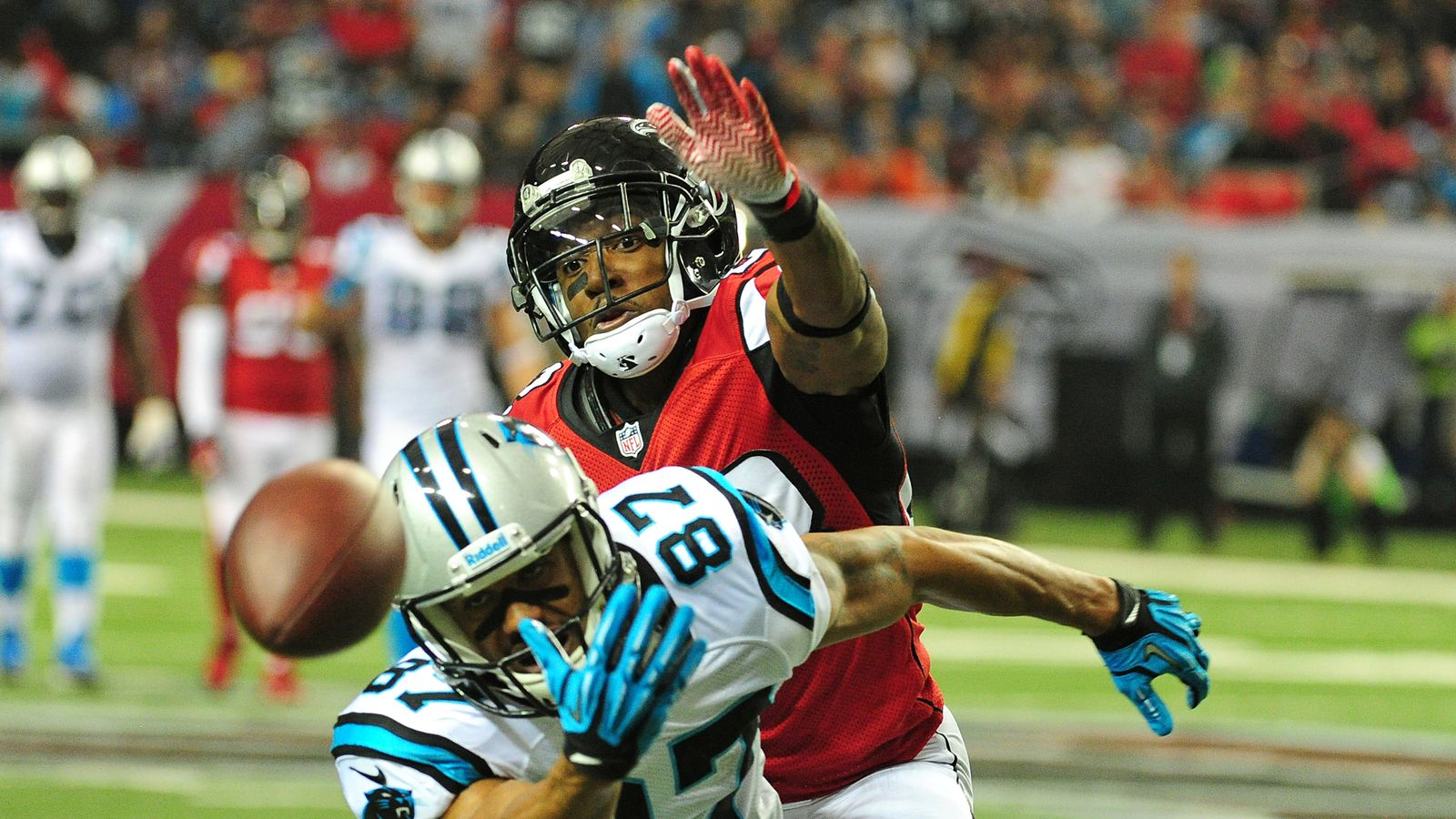 panthers vs falcons