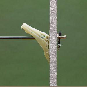 <p>2. Attach the first towel-bar mount</p>