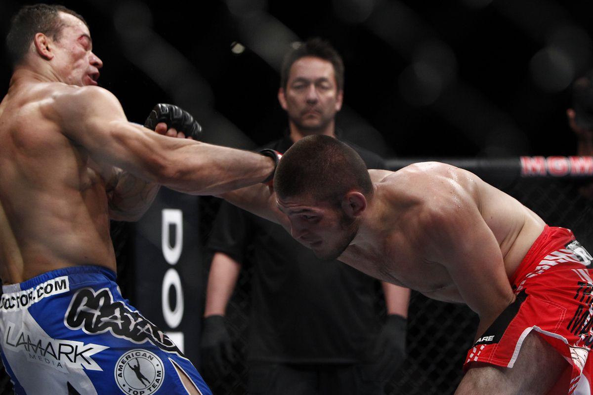 UFC 148 Photos