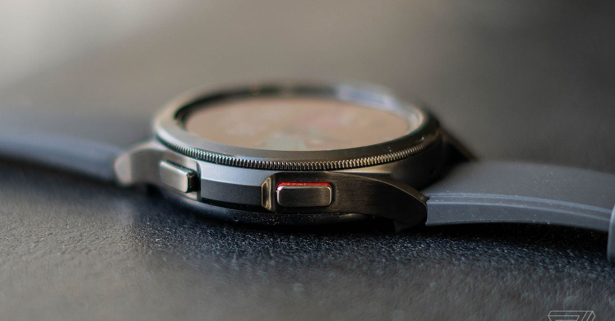 Samsung is adding new watchfaces to the Galaxy Watch 4