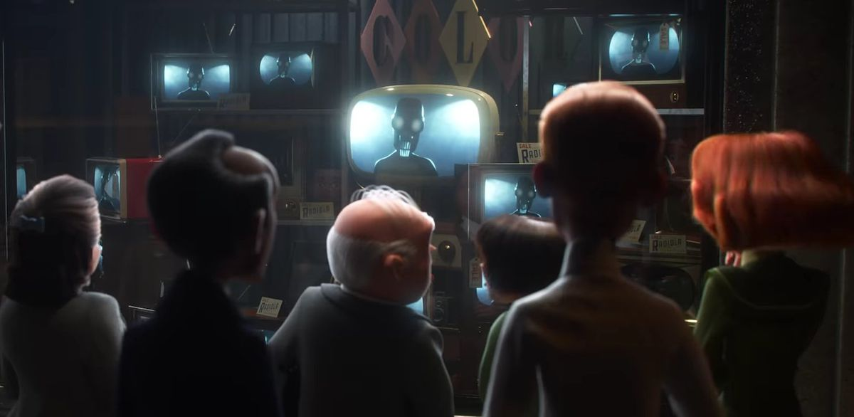 The Incredibles 2 villain surprise sends a tricky