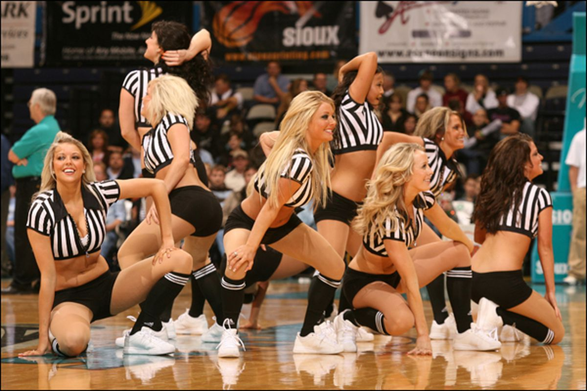 The only thing that could make this game better is if the Sioux Falls Skyleaders were going to be in attendance.