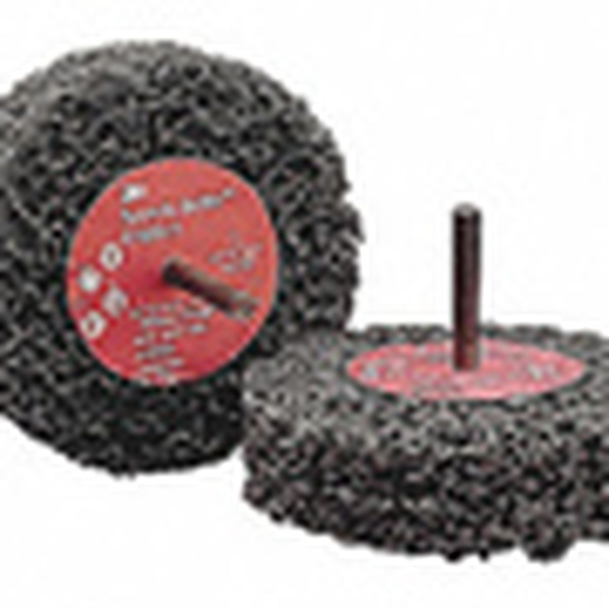 Abrasive wheel attachments