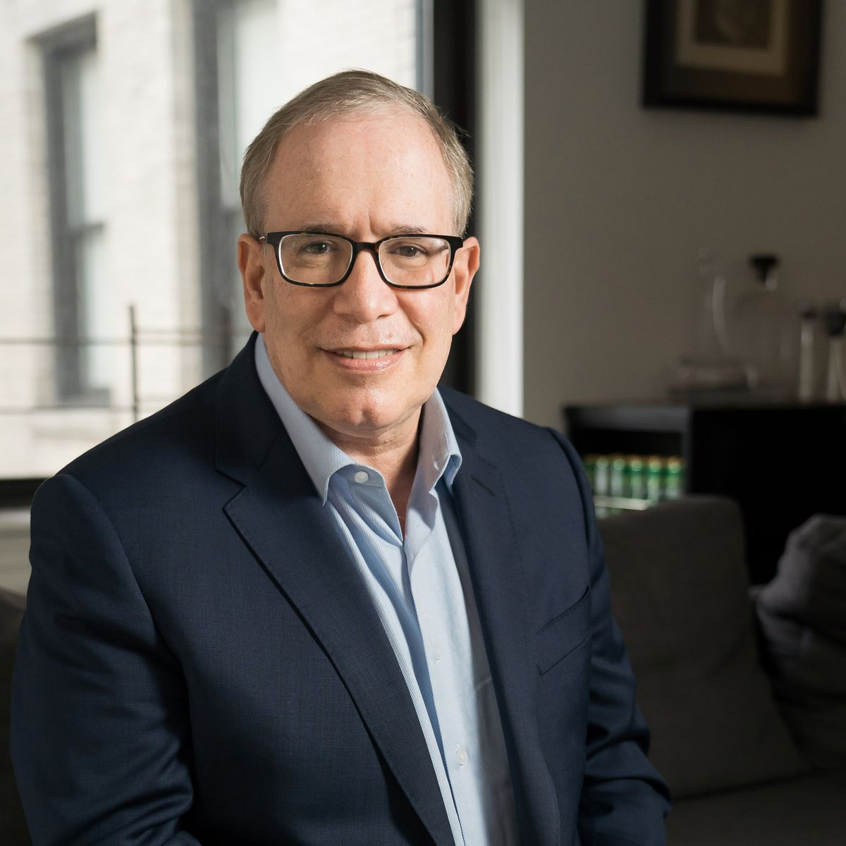 A headshot of NYC mayoral candidate Scott Stringer.