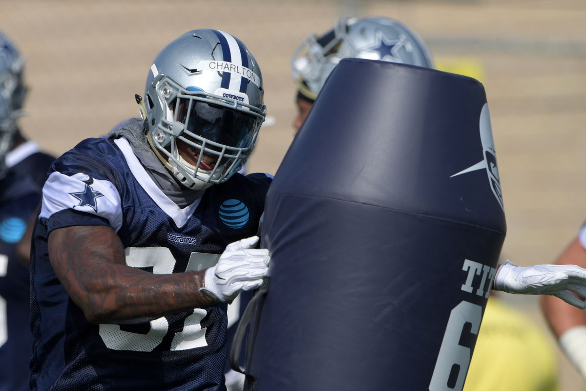 Cowboys Camp Day 4: All your highlights from the Cowboys
