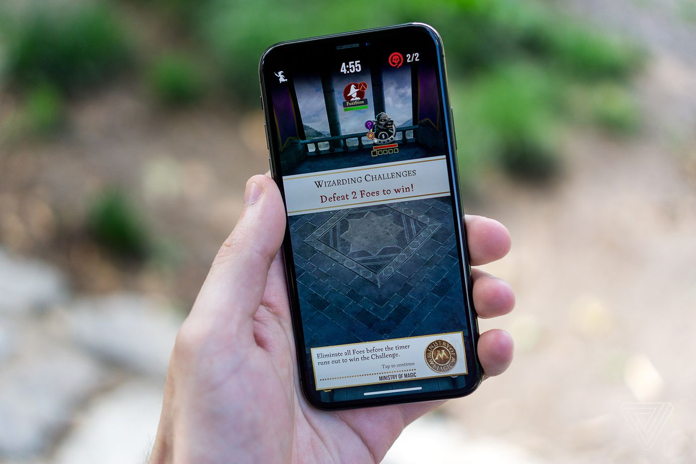 Harry Potter: Wizards Unite is missing the Pokémon Go magic
