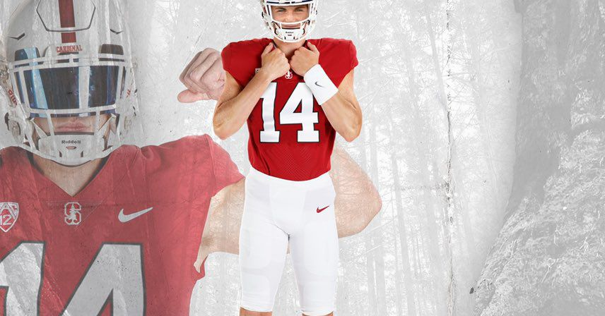 'Record-setting' kicker commits to Stanford